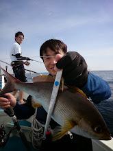 Photo: おおー!イサキ!・・・スレですが。