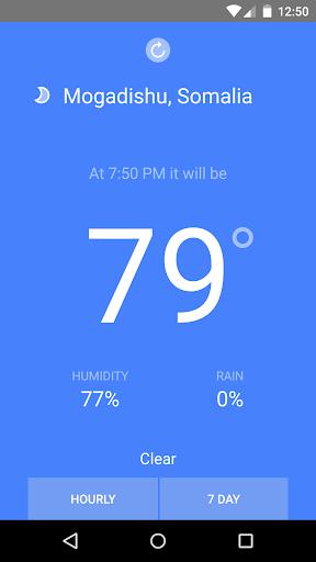 Mogadishu Weather