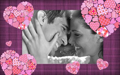 Love Photo Frames Maker