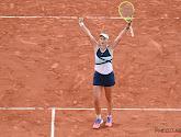 Dubbelspecialiste is dit jaar winnares van eerste grandslamtitel op Roland Garros in enkelspel