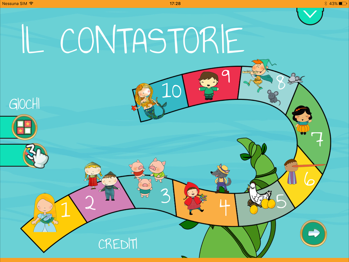 Contastorie- screenshot