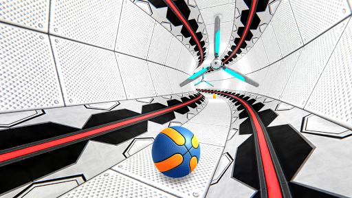 BasketRoll: Rolling Ball Game 2.1 screenshots 12