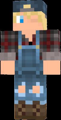 Skin for Minecraft Server
