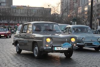 Photo: Renault R8 de 1964