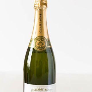 Alexandre Merlin Champagne with African Grilled Prawns - Unusal Pairings for Waitrose Cellar