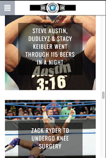 Wrestling News World- screenshot thumbnail