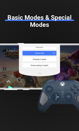 Octopus - Gamepad, Mouse, Keyboard Keymapper 5.4.6 Screenshots 3