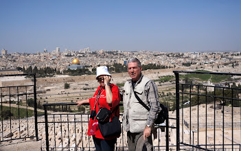 Photo: Mount of Olives overview