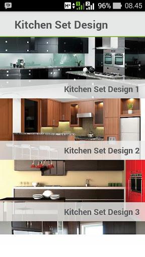 玩免費遊戲APP|下載Kitchen Set Design app不用錢|硬是要APP