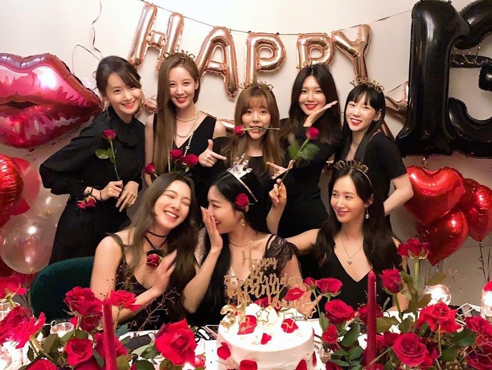 girls generation 13th anniv 3