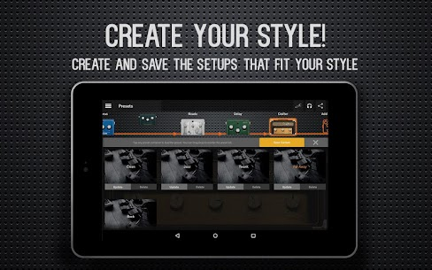 Guitar Effects & Guitar Amps – Deplike Apk 4