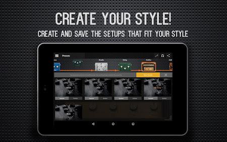 AndRig - Guitar Amp & Effects 3.0.3 screenshot 861785
