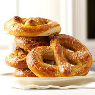 Soft Beer Pretzels
