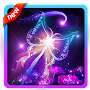 Fluorescent Butterfly Live Wallpaper file APK Free for PC, smart TV Download