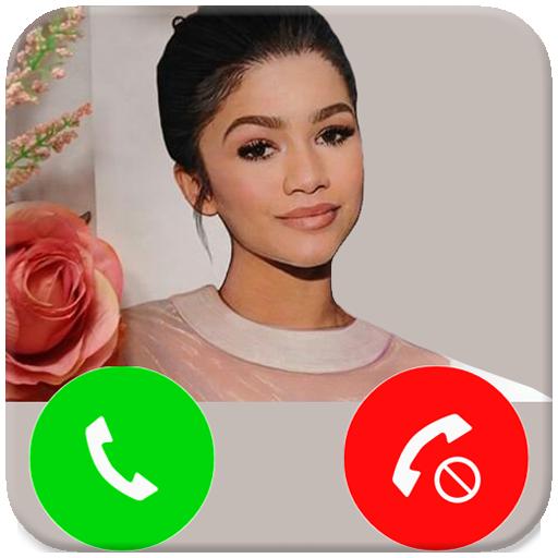 Fake Call From Zendaya