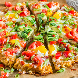 Breakfast Pizza With Pizza Crust Recipes