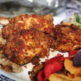 Healthier Fried Chicken with Crunchy TERRA Chip Batter - Gluten-Free!.
