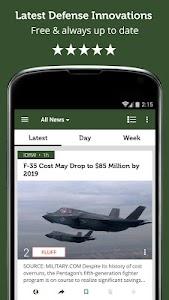 Defense & Military News v1.0 (Ad Free)