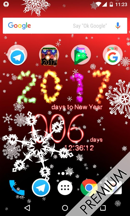 New Year Countdown 2017 Android Apps On Google Play