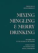 Mixing & Mingling - Card item