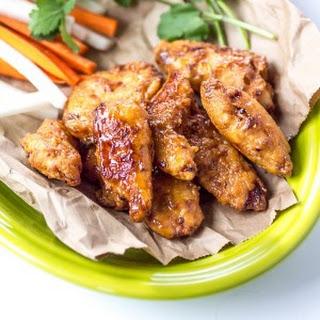 Sticky Vietnamese Boneless Wings (Pok Pok Chicken Wings!) Recipe