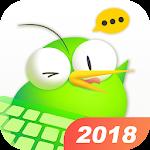 Kiwi Keyboard–Emoji, Original Stickers and Themes 2.7.6