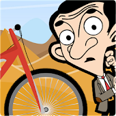 Mr-Bean Desert Rush