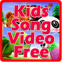 Kids Song Video Free icon