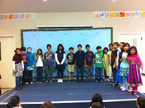 Photo: 2nd-3rd Grade Winners