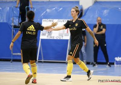 Futsal Halle-Gooik Girls doet transfer én legt coach vast