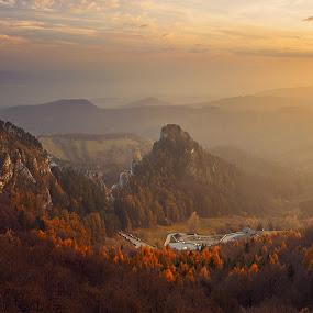 Vršatec by Hanna Králíková - Landscapes Sunsets & Sunrises