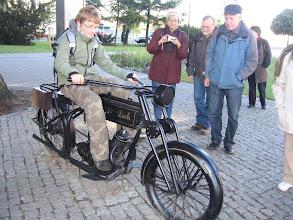 Photo: ... i dla takich, co mają kartę rowerową.