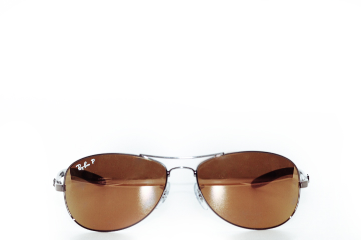 Ray Ban Tech Carbon Fibre Brown