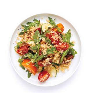 Tomato, Cucumber, and Quinoa Salad Recipe