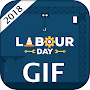 May Day GIF : Labour Day GIF 2018 APK icon