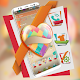 Artistic Heart Launcher Theme Download for PC Windows 10/8/7