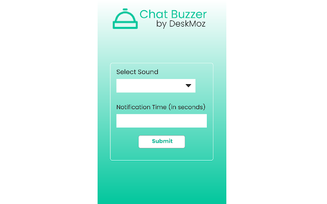 Chat Buzzer by DeskMoz