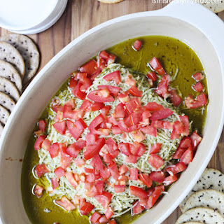 Layered Pesto Dip