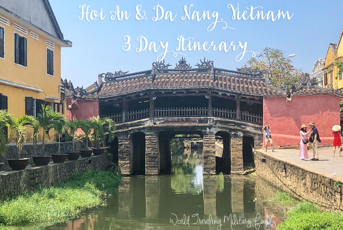 Hoi An & Da Nang 3 Day Itinerary