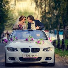 Wedding photographer Sergey Plyusnin (splusnin). Photo of 08.09.2015
