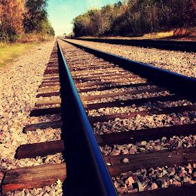 Nostalgic Tracks by Keri Zimmerman - Instagram & Mobile iPhone (  )