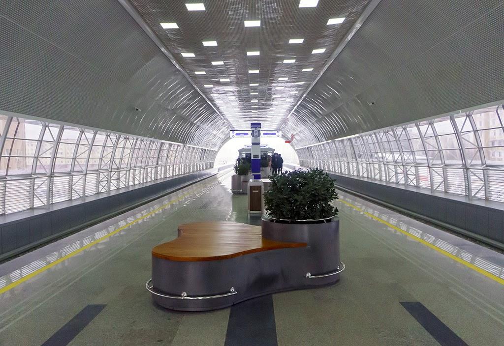 Станция 3-Бекат (Сергели)