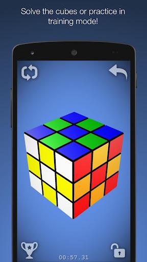 Magic Cube Puzzle 3D 1.13.1 screenshots 1