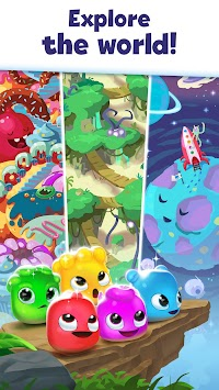 Jelly Splash - Line Match 3 APK screenshot thumbnail 4