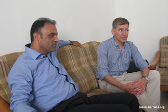 Photo: Professeurs de l'école latine à Aboud