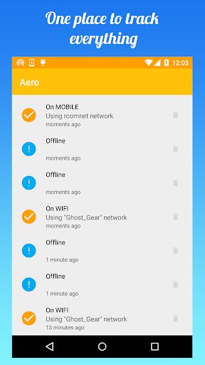 Aero - Network Monitor
