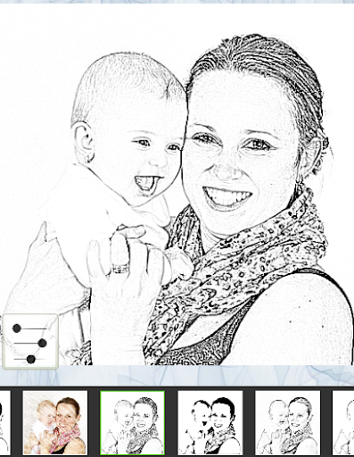 Photo To Pencil Sketch Effects  screenshots 3