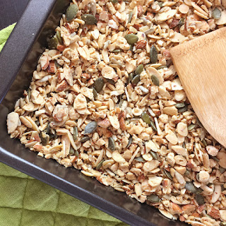 Easy Grain-Free Nutty Granola.