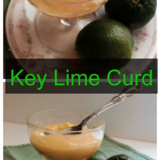 Recipe|Lime Curd
