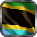 Tanzanian Flag Live Wallpaper icon